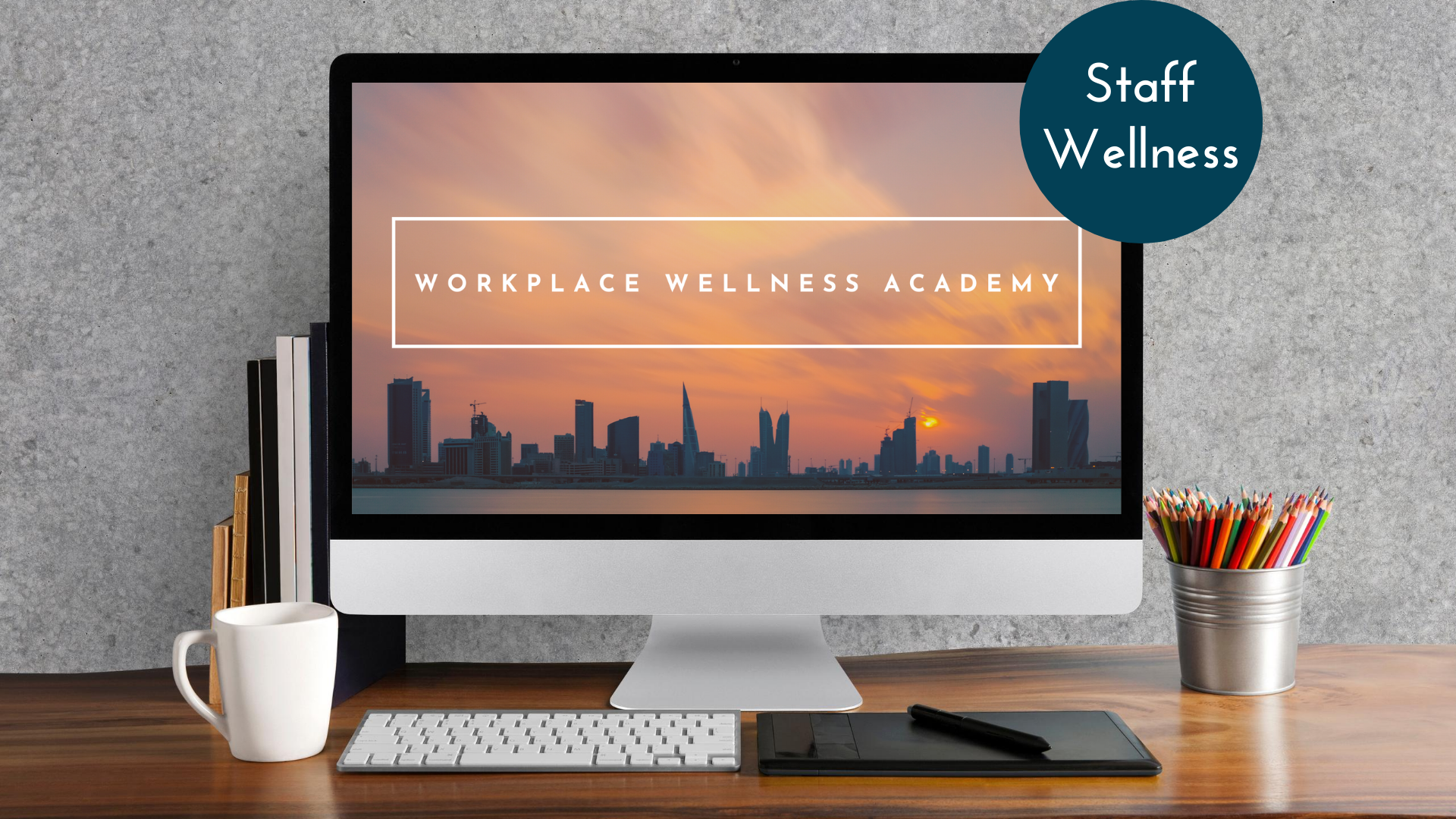 Generation Wellness: Workplace Wellness Academy